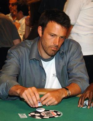 Bara contando le carte, Ben Affleck allontanato dal tavolo di blackjack del Hard Rock casino di Las Vegas