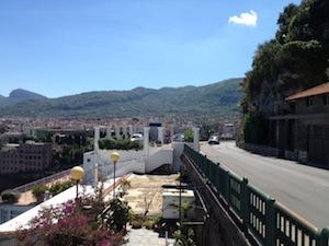 Hotel di via Capo, terrazze aperte ai turisti