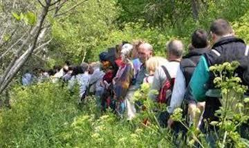A Massa Lubrense torna la Camminata dei Casali