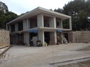 Maxi abuso edilizio scoperto a Capri