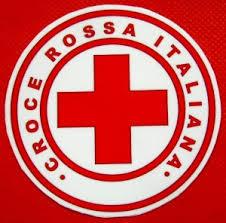 Un presidio della Croce Rossa a Piano di Sorrento