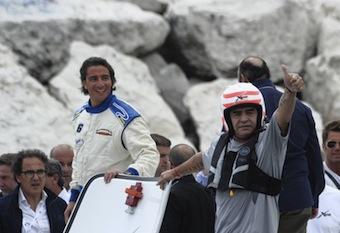 Maradona a Napoli, stamane la querela a Gene Gnocchi