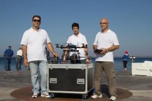 drone-staff