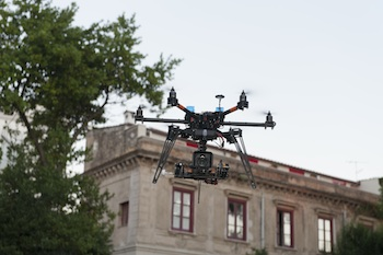 Scoperto il mistero del drone: intervista a Mariano Guarracino titolare di Sky Frames -Guarda Video-