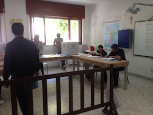 Elezioni politiche 2018, affluenza in penisola sorrentina alle 12