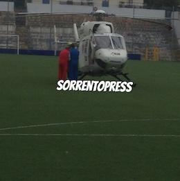 Ingerisce sostanze velenose, bambina di Piano trasferita in elicottero presso un ospedale napoletano