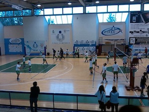 Folgore Massa under 17 campione provinciale di volley