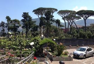 Da domani riapre il parco di Villa Fondi a Piano di Sorrento