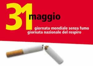 Sorrento aderisce alla giornata mondiale senza tabacco