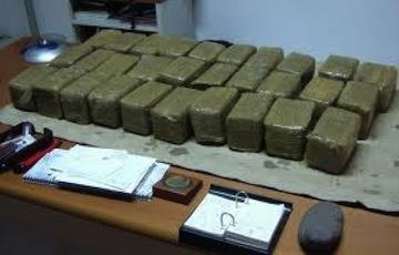 Spaccio di droga a Gragnano e Castellammare: 7 arresti, sequestrati 1.220 kg di hashish