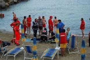 Turista muore in mare a Sorrento