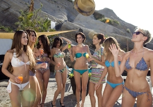 """Ischia tra modelle e stilisti, l'isola verde saluta """"I love Ischia Fashion"""""""