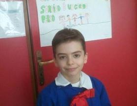 Ha 8 anni, si chiama Gianpaolo e vive a Casalnuovo ed è il vincitore delle Olimpiadi della matematica