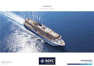 Msc Crociere celebra il traguardo dei 20milioni di passeggeri