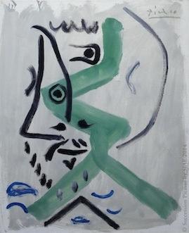 A Sorrento arriva Picasso: venerdì l'inaugurazione evento a Villa Fiorentino