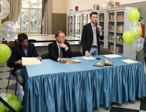 Concorsi di canto e poesia, premiati i vincitori nella biblioteca comunale di Sorrento