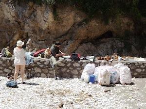 Si chiude l'Erasmus del Parco di Punta Campanella