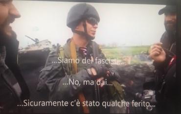 Ukraina, un video del fotoreporter Sandro Maddalena scatena la polemica sul web
