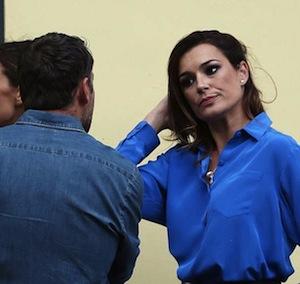 Alena Seredova si consola con lo shopping ed incontra Vieri