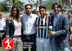 """La Juve vince il """"torneo delle Sirene"""" e sbanca il Campo Italia"""