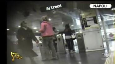 """Telecamere nelle stazioni di Napoli, Roma e Milano: """"Striscia la notizia"""" filma  """"I furbetti"""" -Guarda Video-"""