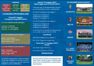 """Torneo delle """"Sirene"""", un grande evento sportivo al campo Italia"""
