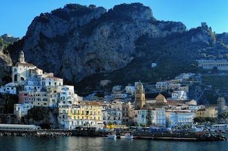 Amalfi e Sorrento nella top five delle mete turistiche del Mediterraneo