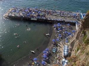 Revocato il divieto di balneazione a Sant'Agnello