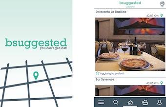 """Da Sorrento ecco """"bsuggested"""", l'app per il turismo 3.0"""