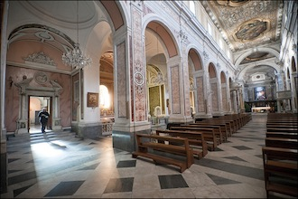 La messa della domenica in diretta nazionale dalla Cattedrale di Sorrento