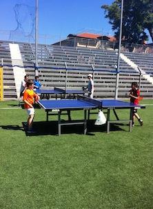 Al Campo Italia una giornata di sano sport per i bimbi della città