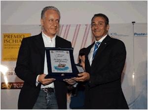 Il Premio Ischia al giornalista Luciano Regolo