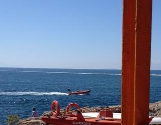 """La Guardia Costiera impegnata nei controlli per """"mare sicuro"""""""