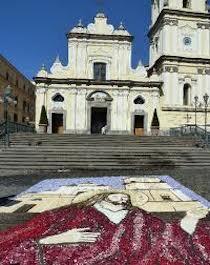 Si rinnova la tradizione dell'Infiorata di Sant'Agnello