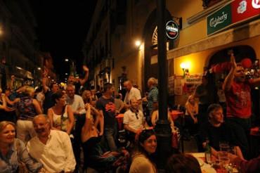 Italia – Inghilterra: a Sorrento diventa derby