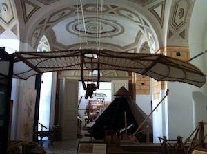 """""""Leonardo Da Vinci, il genio del bene"""" la mostra inaugurata all'istituto San Paolo -fotogallery-"""