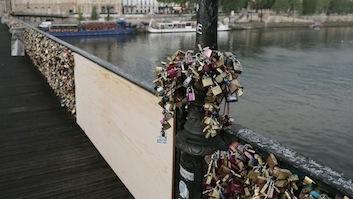 Crollo Pontes Des Artes