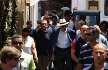 """Il Weekend dei vip a Capri: da Napolitano ai premiati del """"Biagio Agnes"""""""