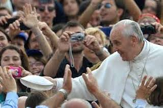 Si va da Papa Francesco, paga il Comune