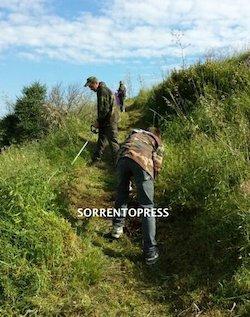 Terreni in stato di abbandono, a Vico Equense arrivano le multe