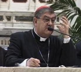 Al Cardinale Sepe la cittadinanza onoraria di Massa Lubrense