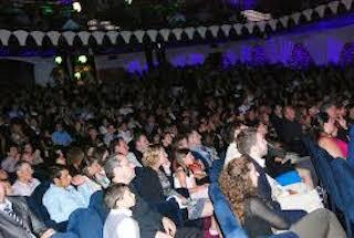 Social Film Festival: Si parte con Franco Nero