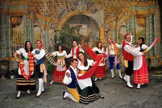 A Sorrento torna il Festival Internazionale del Folklore