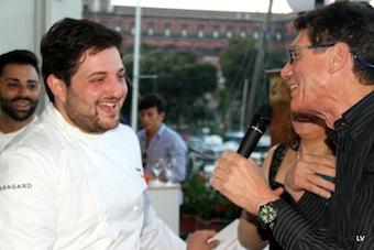 """Miglior """"Chef emergente del Sud Italia"""": consacrazione per Cristoforo Trapani"""