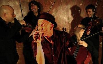 """Fine settimana di musica a Sant'Agnello: Peppe Servillo ed i """"Solis String Quartet"""" e """"Le Quattro stagioni"""" di Vivaldi"""