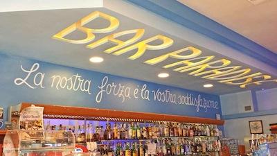 Nuovo look per il Bar Paradise