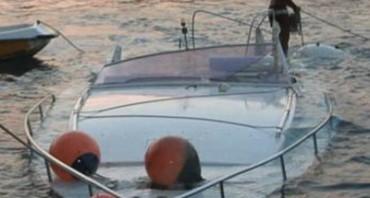 Barca partita da Sorrento affonda a Capri, salvi i 5 turisti a bordo