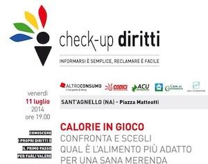 Gelato e calorie, a Sant'Agnello si discute di alimentazione