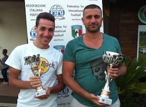 FootGolf, a Roma trionfano i ragazzi di Sorrento