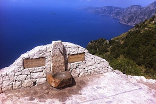 """Escursionismo: novità al """"Sentiero degli Dei"""""""